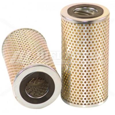 SO 633 Масляный фильтр HIFI FILTER (SO633)