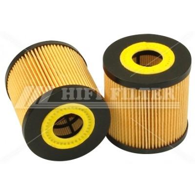 SO 7035 Масляный фильтр HIFI FILTER (SO7035)