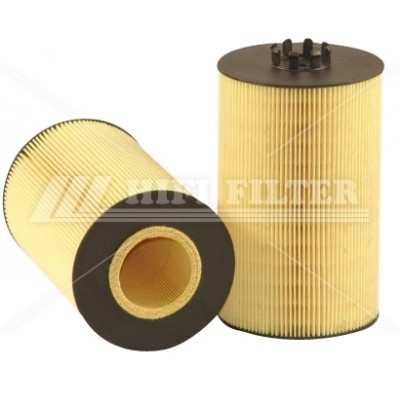 SO 7184 Масляный фильтр HIFI FILTER (SO7184)