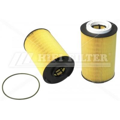 SO 7255 Масляный фильтр HIFI FILTER (SO7255)