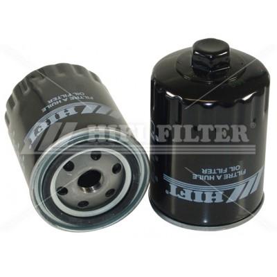 SO 7276 Масляный фильтр HIFI FILTER (SO7276)
