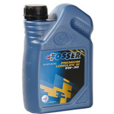 Моторное масло FOSSER Premium GM 5W-20 1л