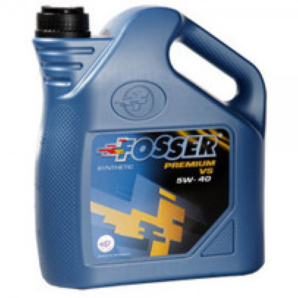Моторное масло Fosser Premium PD 5W-40 4л