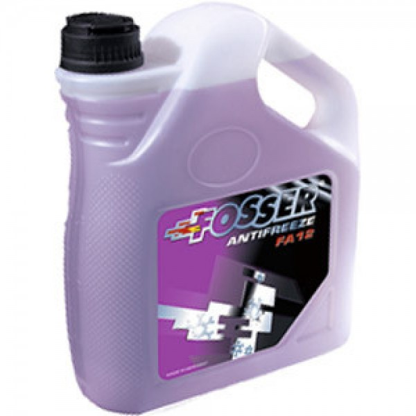 FOSSER Antifreeze FA 12 + фиолетовый 5 л