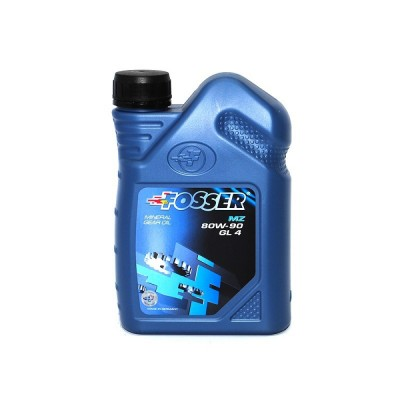 FOSSER MZ 80W-90 GL 5 4 л