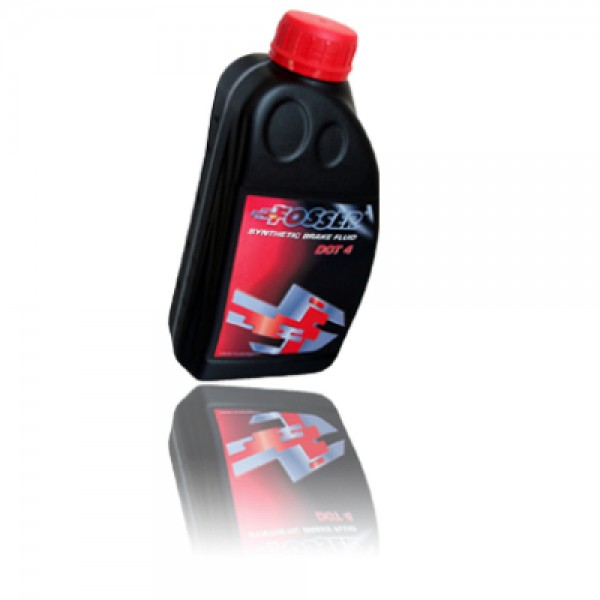 FOSSER Synthetic Brake Fluid DOT4 1л