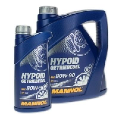 Mannol Hypoid 80W-90 GL-4/GL-5 LS1л