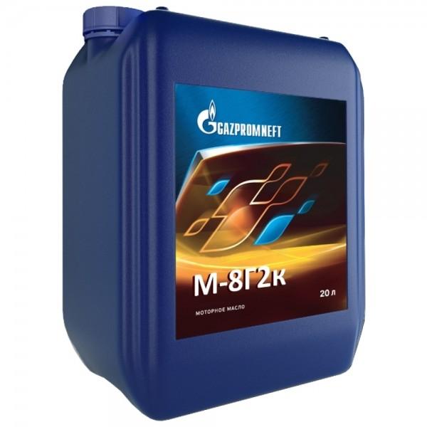 Моторное масло Gazpromneft М-8Г2к в/с 205л