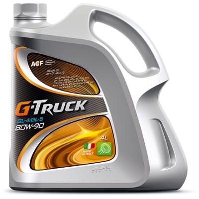 Трансмиссионное масло G-Energy G-TRUCK GL-4/GL-5 80W-90 20 л