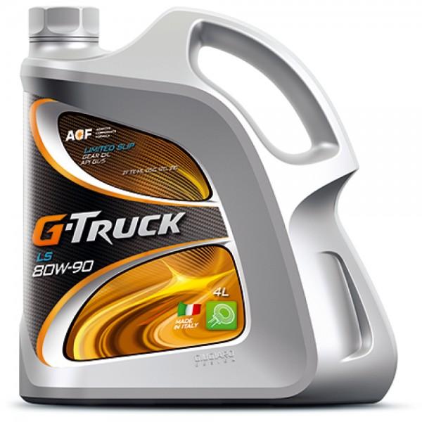Трансмиссионное масло G-Energy G-Truck LS 80W-90 1 л
