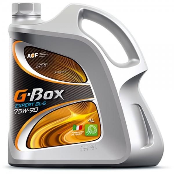 Трансмиссионное масло G-Energy G-Box Expert GL-5 75W-90 1л