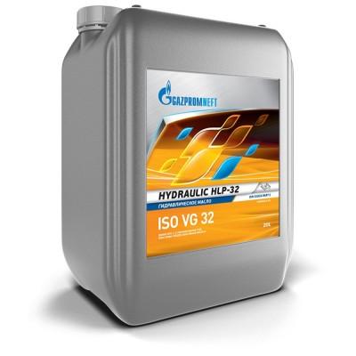 Гидравлическое масло газпромнефть HLP-32 20л