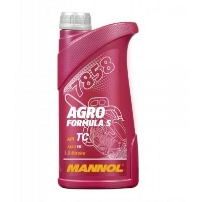 MANNOL Agro Formula S 7858 0,5л