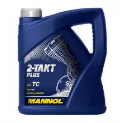 MANNOL 2-Takt Plus TC  TSC3 4л