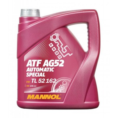 MANNOL ATF AG52 Automatic Special (VW, Audi) 4л