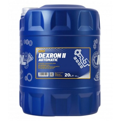 MANNOL Automatik ATF Dexron II D 20л