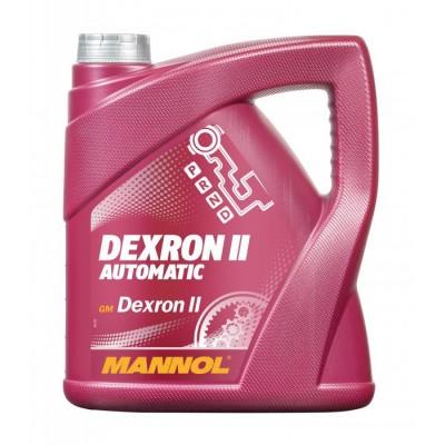 MANNOL Automatik ATF Dexron II D 4л