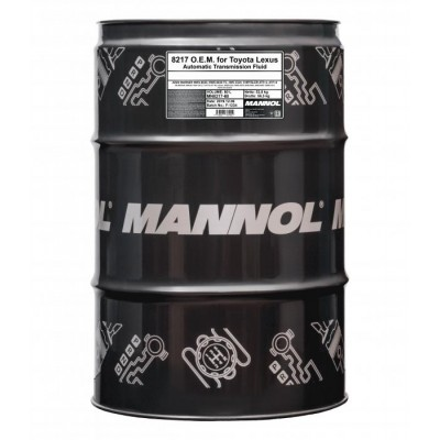 MANNOL ATF WS Automatic Special 60л