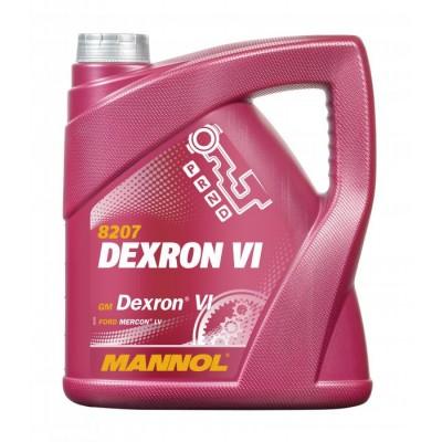 MANNOL ATF Dexron VI 4л