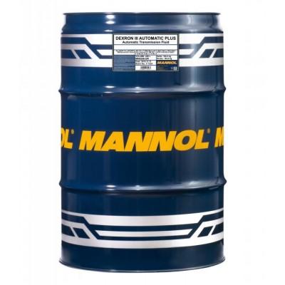 MANNOL Automatik Plus ATF Dexron III 208л
