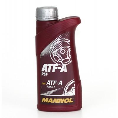 MANNOL Automatik Fluid ATF- A/PSF 0,5л