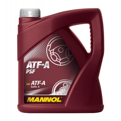 MANNOL Automatik Fluid ATF- A/PSF 4л