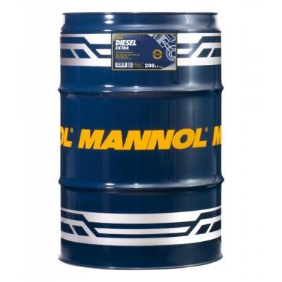 MANNOL Diesel Extra 10W-40 CH-4/SL 208л