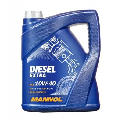 MANNOL Diesel Extra 10W-40 CH-4/SL 5л