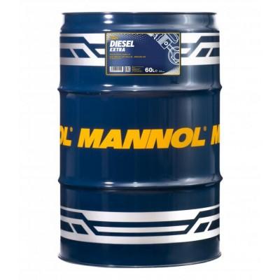 MANNOL Diesel Extra 10W-40 CH-4/SL 60л