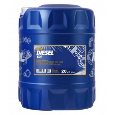MANNOL Diesel TDI 5W-30 SN/CF 20л