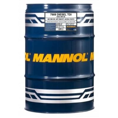 MANNOL Diesel TDI 5w30 SN/SM/CF 60л. SP