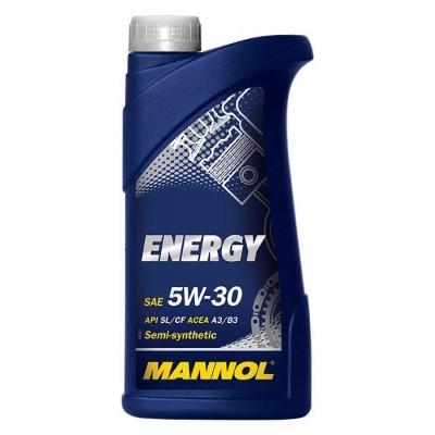 MANNOL Energy 5W-30  API SL  A3/B3 1л