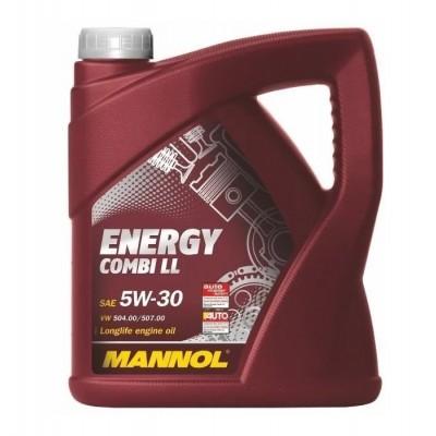 MANNOL Energy Combi LL 5W-30 SN/CF 5л
