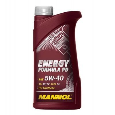 MANNOL Energy Formula PD 5W-40 SN/CF 1л