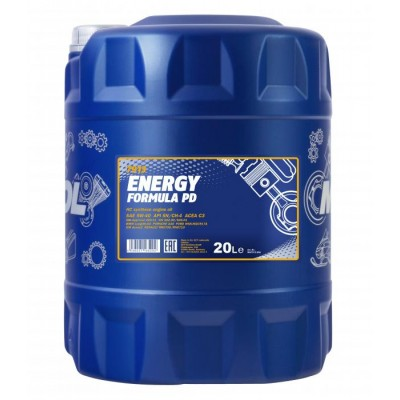 MANNOL Energy Formula PD 5W-40 SN/CF 20л