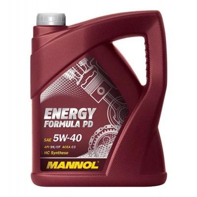 MANNOL Energy Formula PD 5W-40 SN/CF 5л.