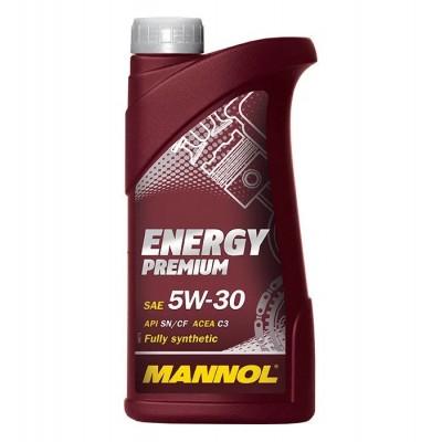 MANNOL Energy Premium 5W-30 API SN/CF 1л