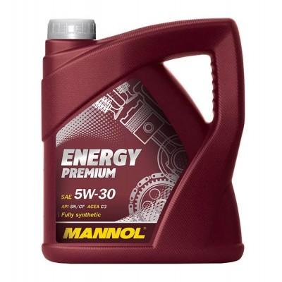 MANNOL Energy Premium 5W-30 API SN/CF 4л