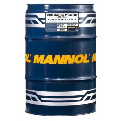 MANNOL Energy Premium 5w30 API SN/CF 60л. SP