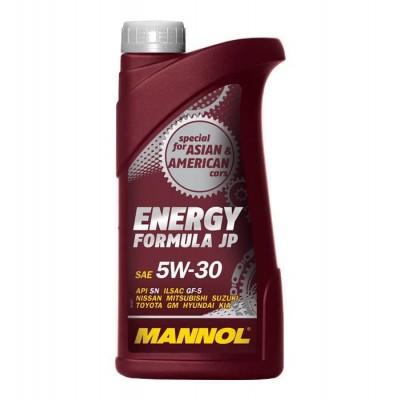 MANNOL Energy Formula JP 5W-30 API SN 1л