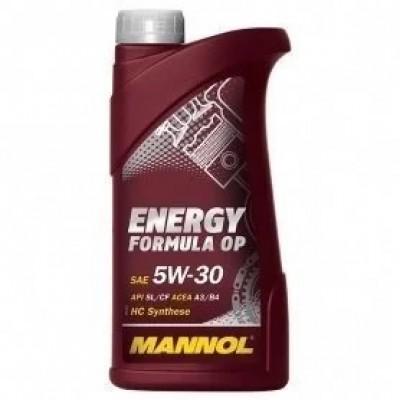 MANNOL Energy Formula OP 5W-30 API SL/CF 1л