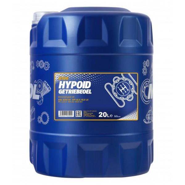 Mannol Hypoid 80W-90 GL-4/GL-5 LS20л