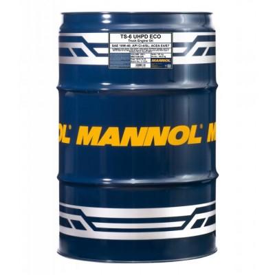 MANNOL TS-6 UHPD 10W-40 Eco 208л