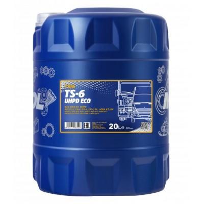 MANNOL TS-6 UHPD 10W-40 Eco 20л