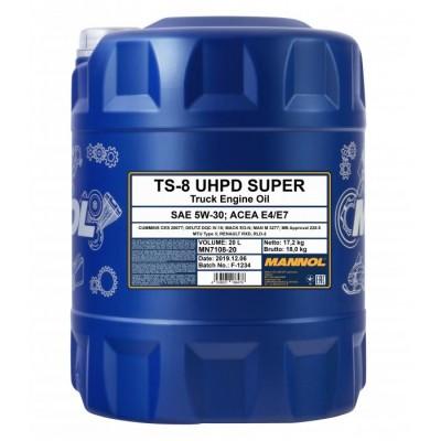 MANNOL TS-8 Super UHPD 5W-30 20л