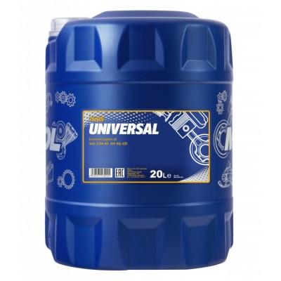MANNOL Universal 15W-40 SG/CD 20л