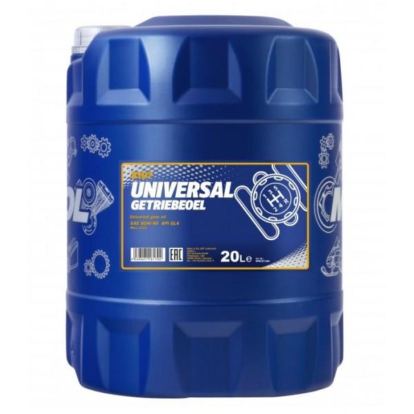 MANNOL Universal 80W-90 GL-4 20л