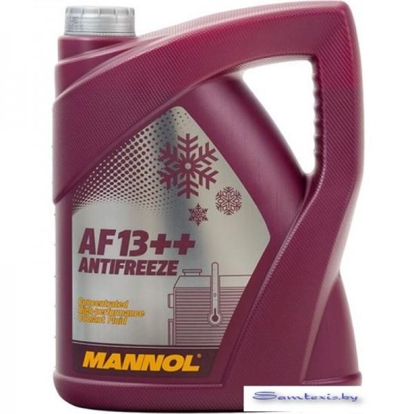 Mannol Antifreeze AF13++ 5л