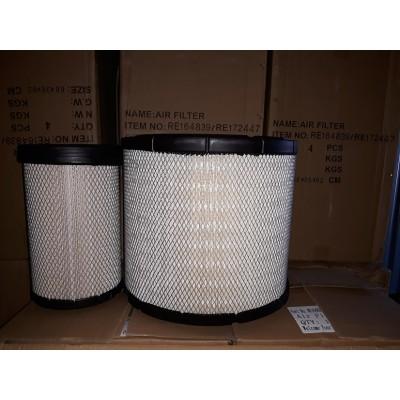 RE164839/RE172447 (комплект) MB-Filter (Аналог P603755/P603757 DONALDSON,RS4622/RS4623 BALDWIN)