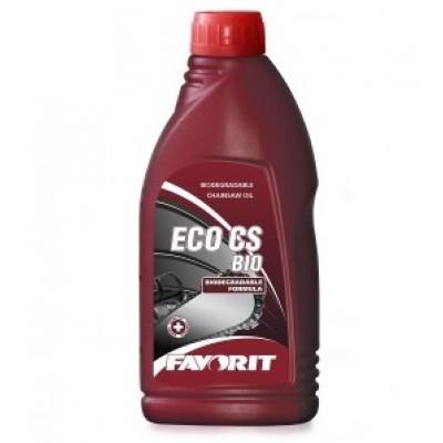 FAVORIT Kettenoel ECO CS (0.5л) масло минеральное всезезонное для цепей бензопил